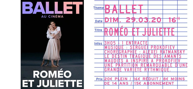 Photo du film Roméo et Juliette (Bolchoï)