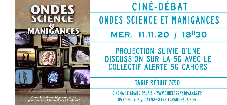 Photo du film Ondes science et Manigances