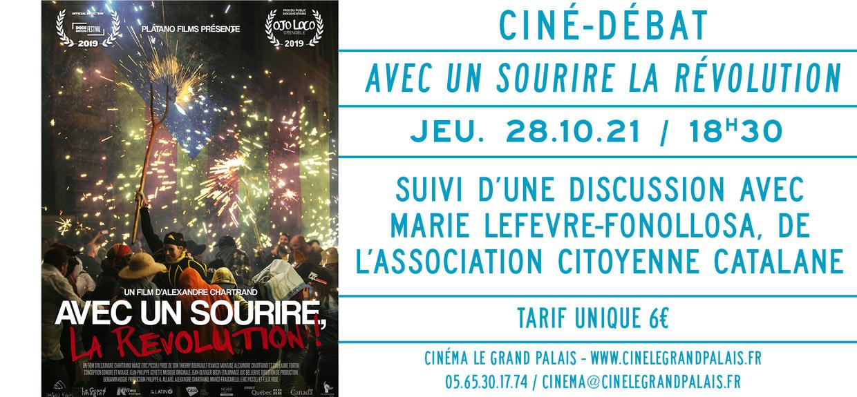 Photo du film Avec Un Sourire, La Révolution !