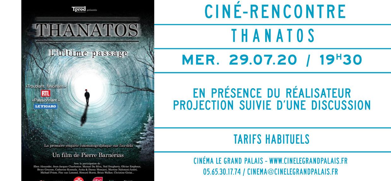 Photo du film Thanatos, l'ultime passage